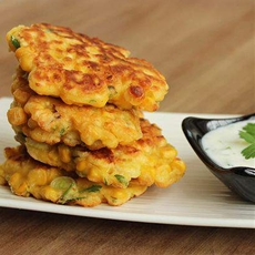 Sweetcorn Fritters Sides
