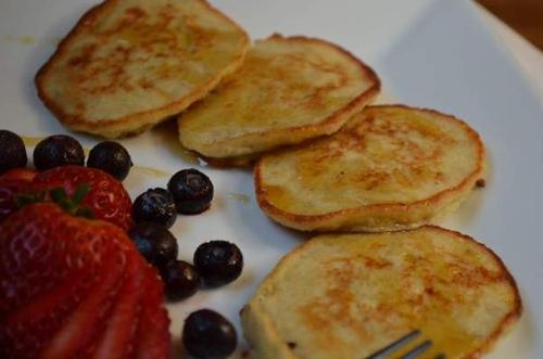 3 Ingredient Banana Pancakes Gluten Free