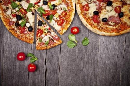 Tasty Pizza Rossa