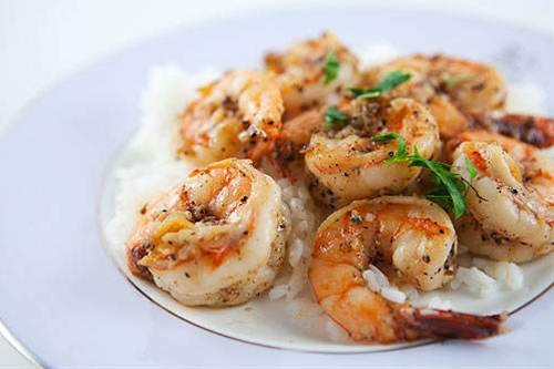 Easy Shrimp Recipe French