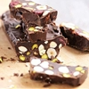 Crunchy Chocolate Raisin Fudge