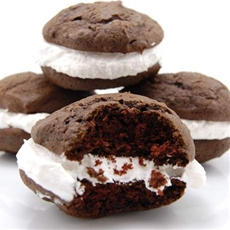 Chocolate Best Marshmallow Cookies