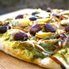 Artichoke Heart Pizza