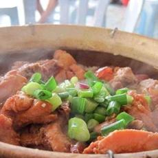 Tasty Clay Pot Chicken