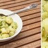 Herby and Creamy Potato Salad with Avocado