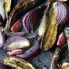 Roasted Baby Eggplants with Mediterranean Herbs