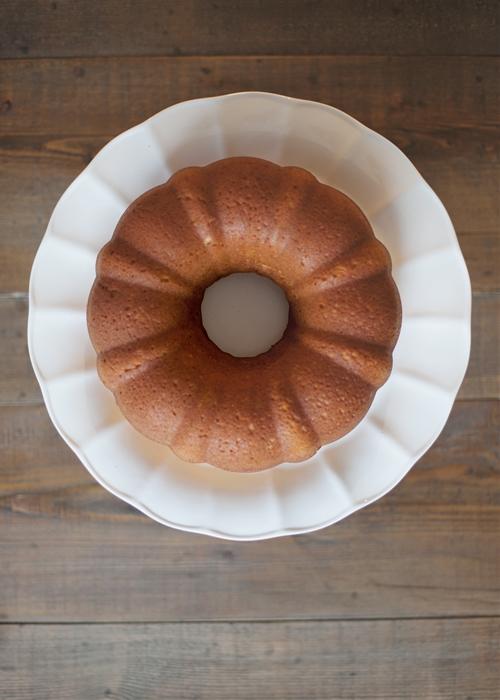 Cardamom Spiced Chai Cake