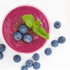 Chocolate-Blueberry Breakfast Smoothie
