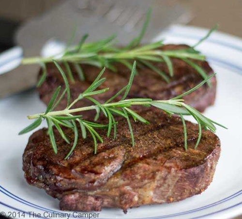 Juicy Fathers Day Grilled Steak