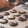 Moon Phase Molasses Cookies