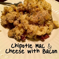 Chipotle Mac and Cheese With Bacon