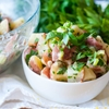 Lemon & Herb Potato Salad with Pickled Celery