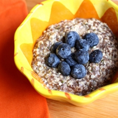 Hemp Hearts Porridge