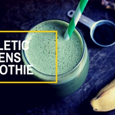 Athletic Greens Smoothie