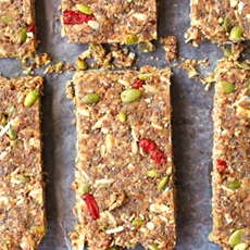 Maca Superfood Energy Bars