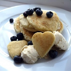 Easy Clean-Eating Pancake Recipe