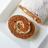 Pumpkin & Cream Cheese Roulade