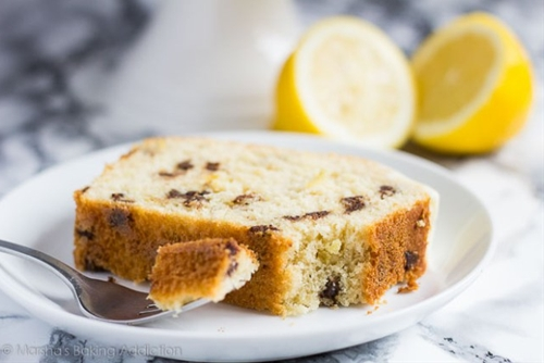 Chocolate Chip Lemon Bread