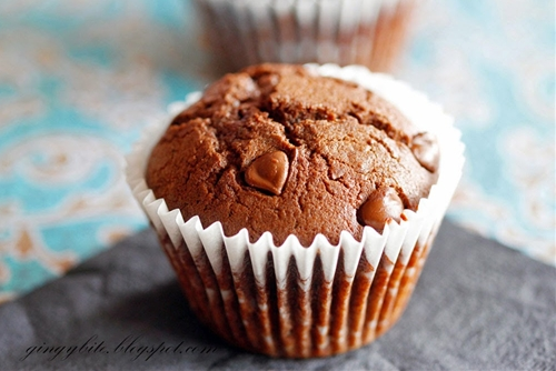 Best Ever Chocolate Muffin