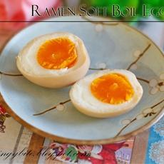 Ramen Soft Boil Egg