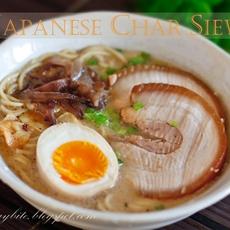 Japanese Char Siew ????