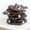 Super Chewy Double Chocolate Cookies