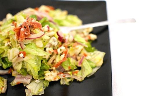 Copycat Maggianos Salad