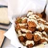 Pecan Encrusted Fried Okra