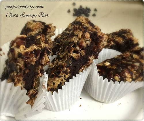 Oats Energy Bar