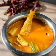 Muddoshya Hooman(Goan GSB Style) / Lady Fish Curry