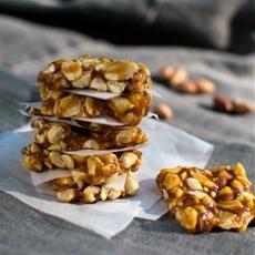 Shengdana Chikki / Moongfali Chikki / Peanut Brittle