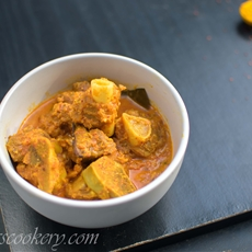 Simple Mutton / Goat Curry