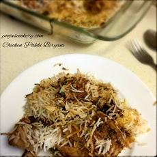 Chicken Pakki Biryani