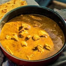 Quick Easy Chicken Curry