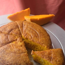 Rawa Mango Cake / Eggless Mango Sooji Cake