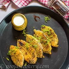 Crispy Shallow Fried Kingfish / Surmai Tawa Fry