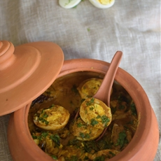Ande Ka Salan/Egg Curry