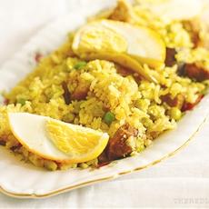 Bengali Mutton Pilau Rice