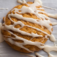 Pumpkin Spiced Cookies