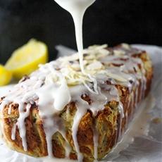 Almond Lemon Poppy Seed Loaf