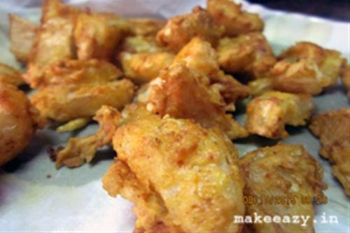 Radish fry