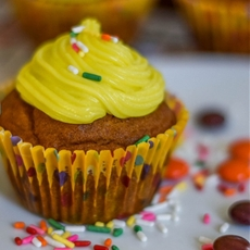 Super Moist Pumpkin Spice Muffins
