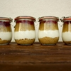 No-Bake Cheesecake Jars