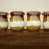No-Bake Cheesecake Jars