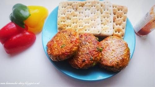 Chicken Jalfrezi Kebabs