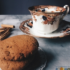 Chai Tea Cookies