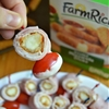 Mozzarella Stick Cordon Bleu Bites #FarmRich #BackYourSnack