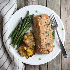 Farmers Market Meat Loaf