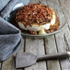 Baked Brie with Caramelized Onions and Bacon