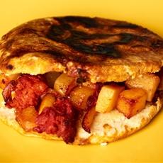 Potato Chorizo Guisado